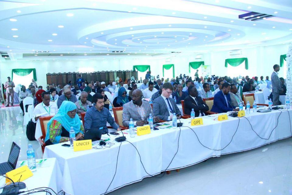 Somaliland: W/Waxbarashada Oo Daahfurtay Shirka Dib U Eegista Siyaasada Waxbarashada