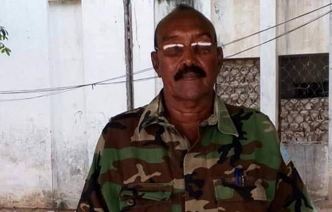 Generaal Ka Tirsan Ciidamadda Soomaaliya Oo Muqdisho Lagu Dilay