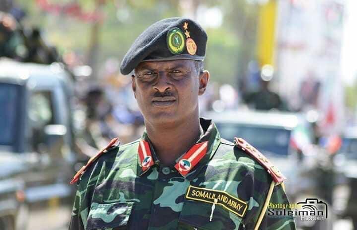 Akhri: Madaxweynaha Somaliland Oo Booliska U Magacaabay Taliye Cusub
