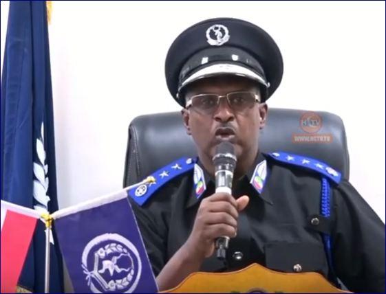 Taliyaha Booliska Somaliland Oo Sheegay Inay Joojiyeen Mudaharaadka Gudoomiye Ciro Ku Baaqay