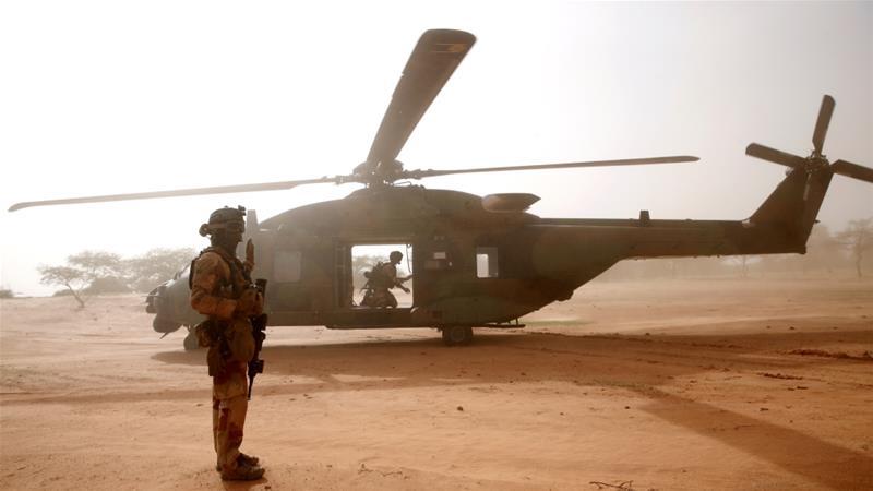 Mali: 13 Askari Oo Faransiis Ah Oo Ku Dhintay Diyaarado helicoptero Ah Oo Isku Dhacay