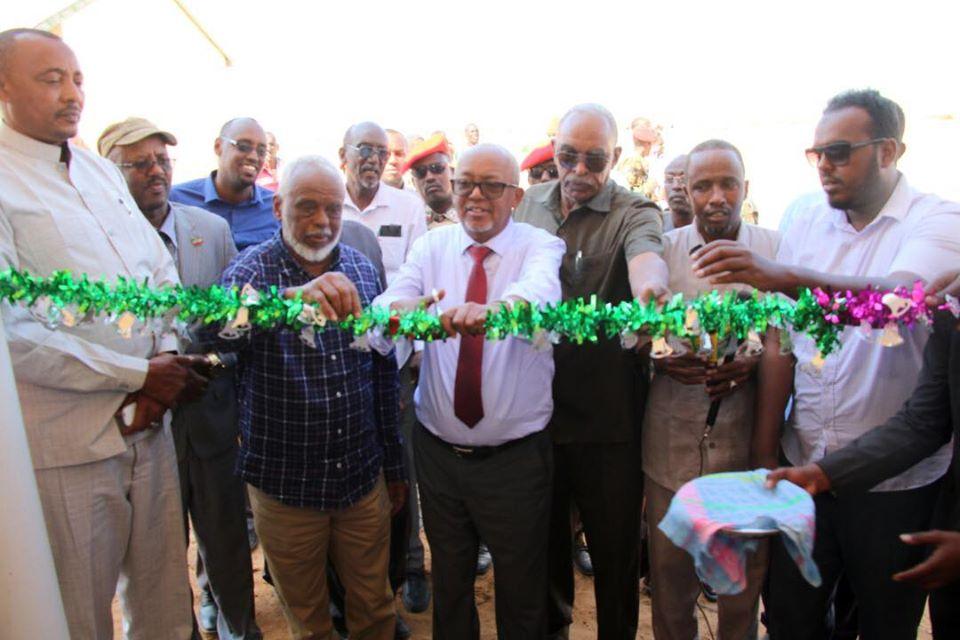Ujeedada Socdaal Madaxweyne Ku Xigeenka Somaliland Ku Tagay Saylac