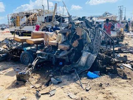 Somaliland: UCID Iyo WADDANI Oo Cambaareeyay Qarax Muqdisho Ku Dilay 100 Qof