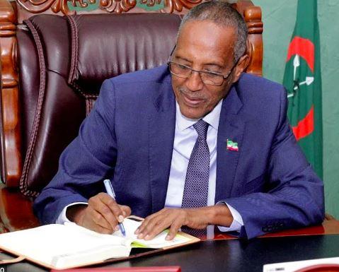 Madaxweynaha Somaliland Oo Isku-shaandheeyay Sameeyay Maanta (Akhri)