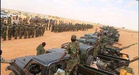 Ciidammada Somaliland Oo Guulo Ka Sheegtay Dagaal Maanta Dhex Maray Ciidammada Puntland