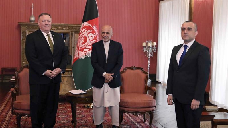 Maraykanka Oo Jaray $1bn Gargaar Ah Oo Uu Siin Jiray Afghanistan