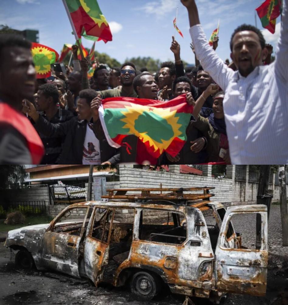 Rabshado Mar Kale Dib Uga Soo Cusboonaaday Gobolka Oromada Ethiopia