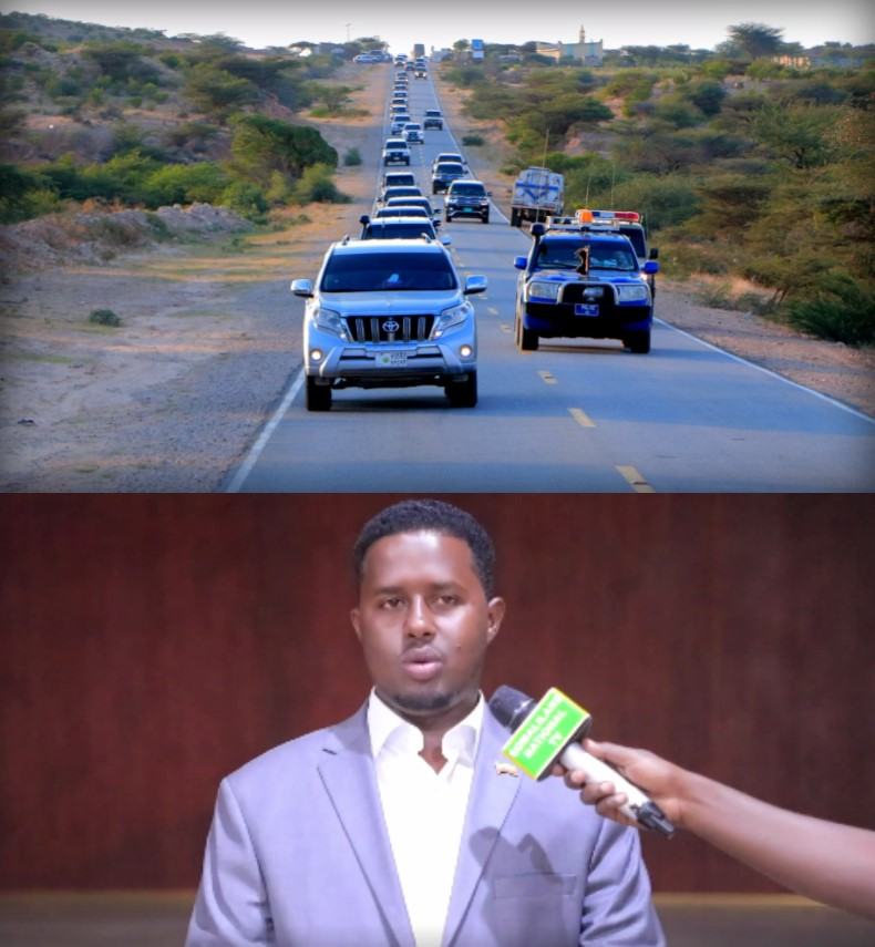 Afhayeenka Madaxtooyada Somaliland Oo Ka Hadlay Safarkii Madaxweynaha Ee Gobolada Galbeedka