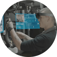 Mixed Reality Plattform