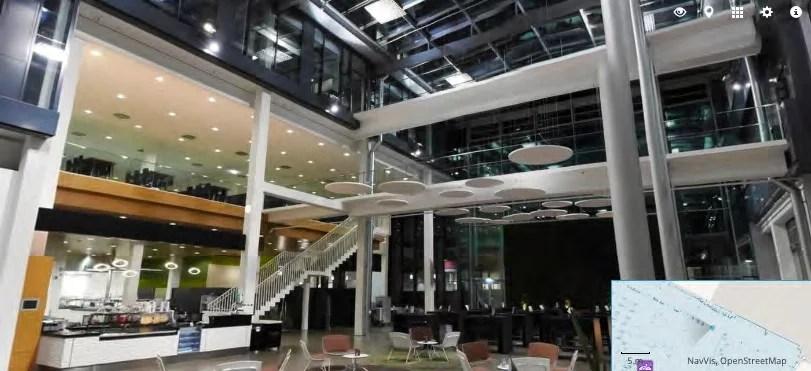 3D Real Scan Bürogebäude
