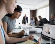 come sfruttare la videoconferenza in azienda