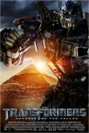 Transformers: Revenge of the Fallen Poster - Optimus Prime