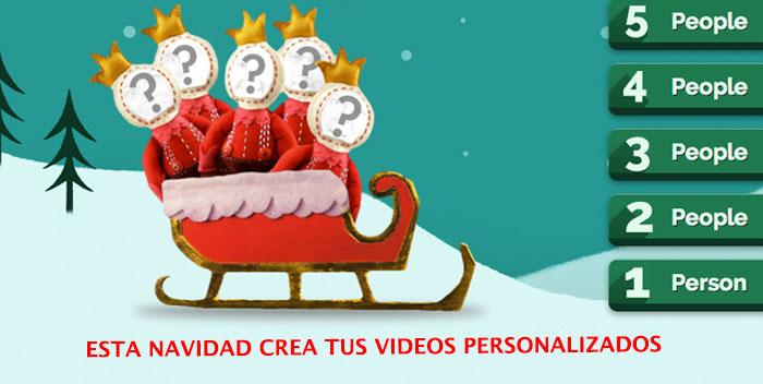 Aplicaciones Para Crear Videos Personalizados De Navidad Un Recurso Muy Original Hd Com Do