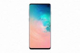 Galaxy S10 Prism White_front