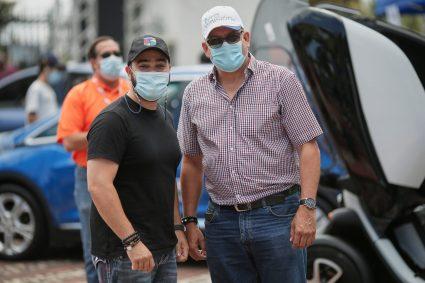 Guaroa Ubiñas & Julian Mercedes