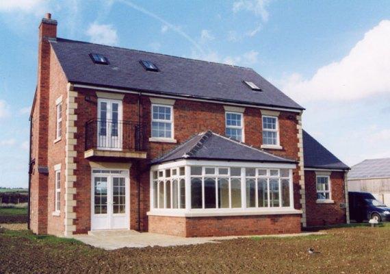 New Farm House:<br>Caldecott, Rutland