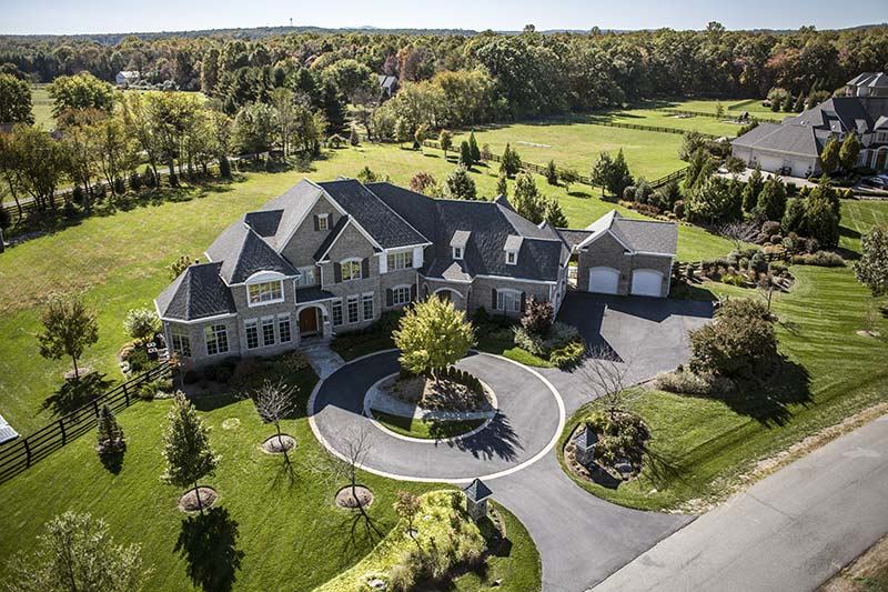 UAV Aerial Photography for Real Estate