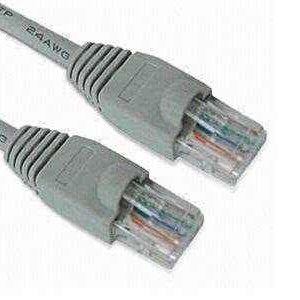 2 Meter CAT6 1Gbit/s Networking LAN Cable (UTP Ethernet Cable) - Precrimped and tested