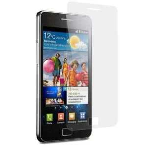 Samsung Galaxy S2 Smartphone Clear Screen Protector with UV Protection