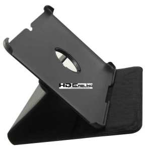 """Samsung Galaxy Tablet 1,2 & 3 10.1""""(GT-P7300/7310,GT-P5100) rotatable cover with stand"""