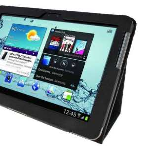 """Samsung Galaxy Tablet 10.1"""" cover case with stand - Galaxy Note, 1 & 2 10"""" P7510,P5100 & N8000"""