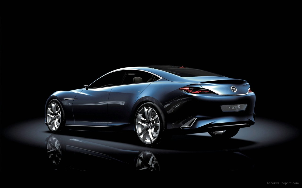 2011 Mazda Shinari Concept 3 Wallpaper HD Car Wallpapers