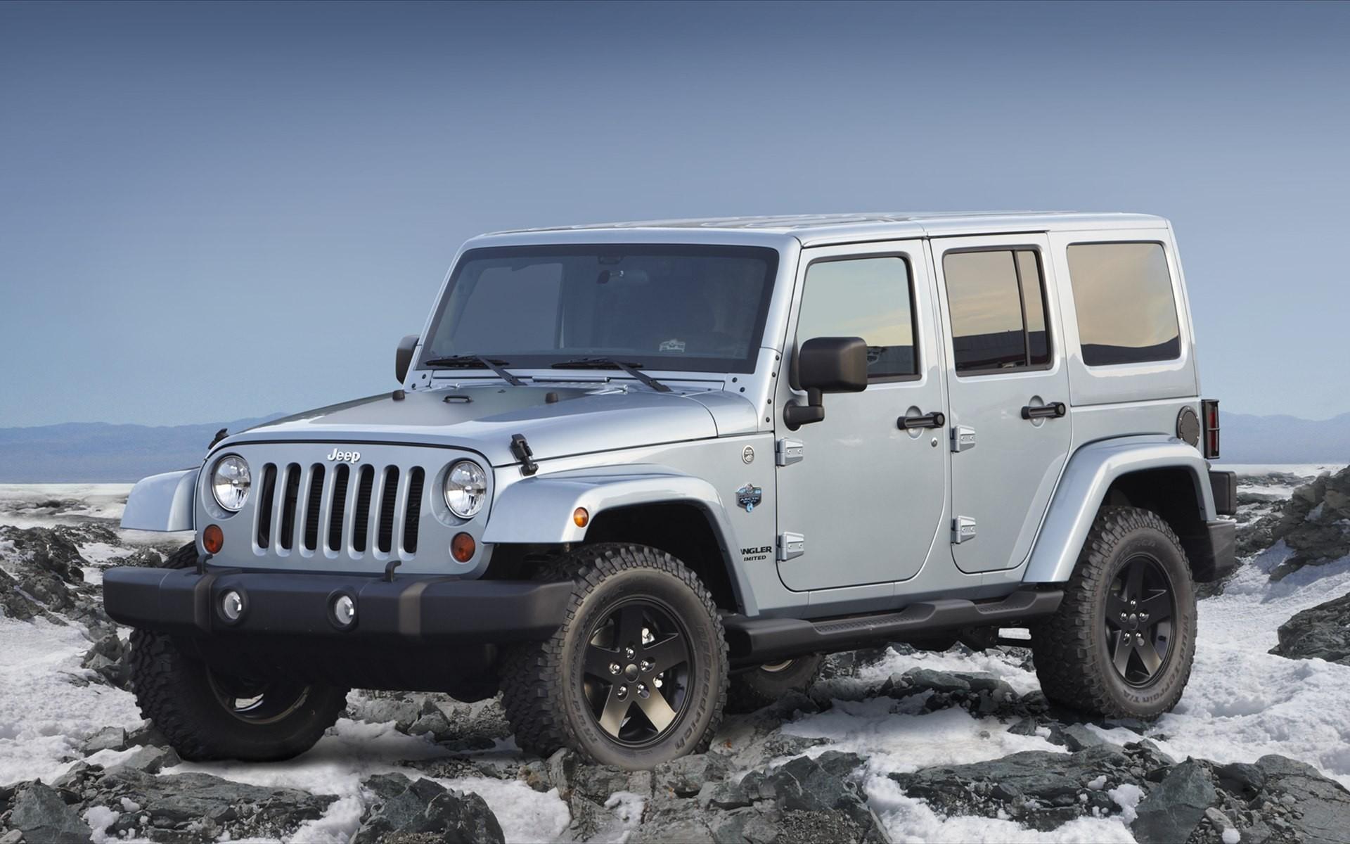 2012 Jeep Wrangler Unlimited Arctic Wallpaper HD Car