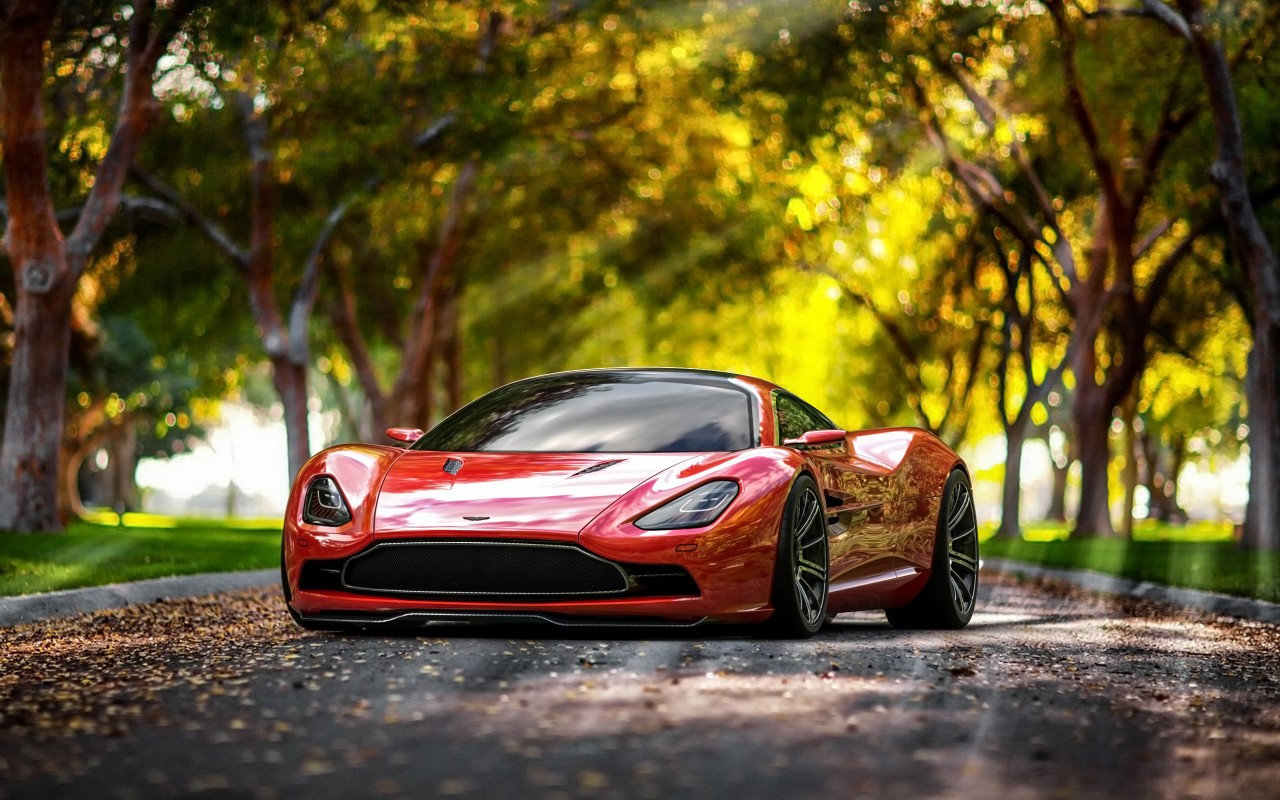 2013 Aston Martin Dbc Concept 4 Wallpaper Hd Car