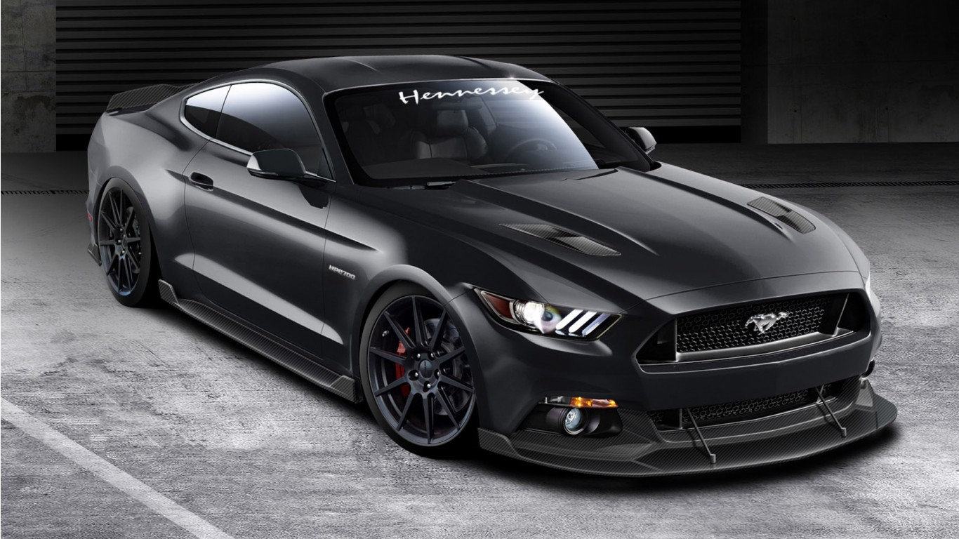 2015 Hennessey Ford Mustang Gt Wallpaper Hd Car