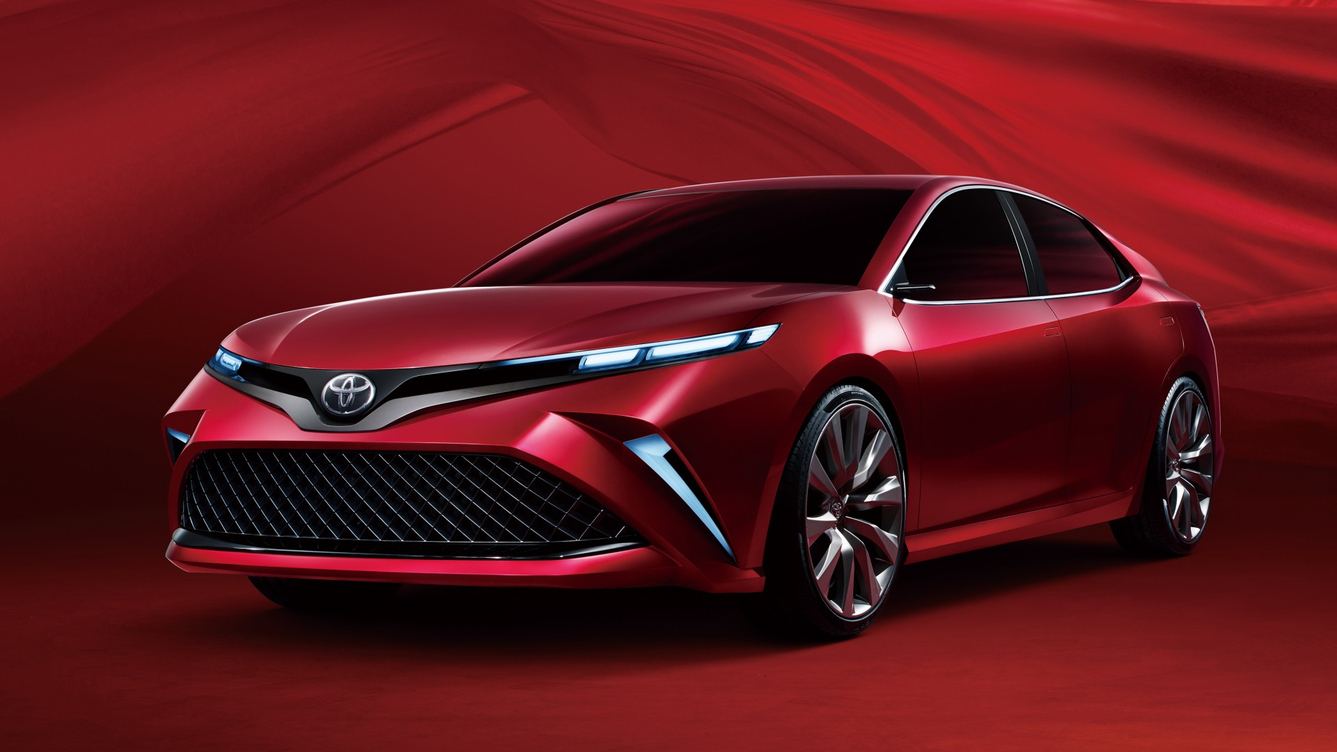 2017 Toyota Camry 4K Wallpaper HD Car Wallpapers ID 7747