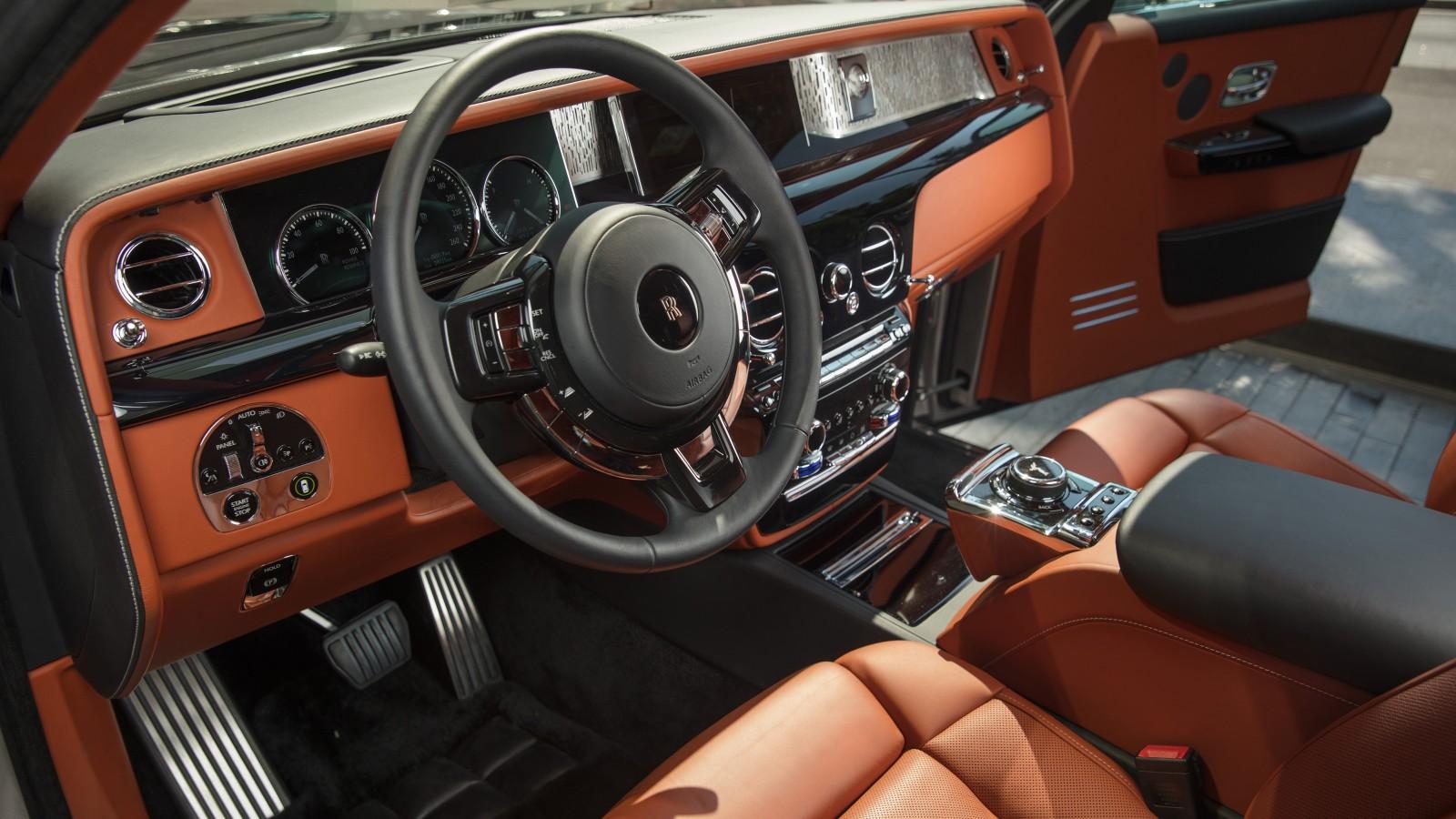 Cadillac Escalade 2017 Interior