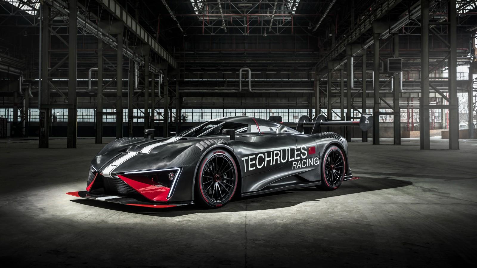 2018 Techrules Ren Rs 4k Wallpaper Hd Car Wallpapers