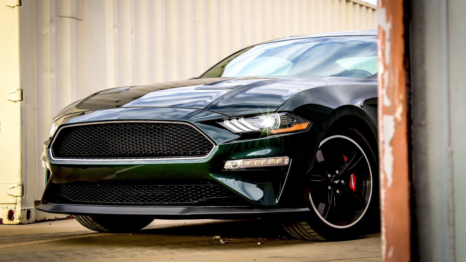 2019 Ford Mustang Bullitt 5k Wallpaper Hd Car Wallpapers