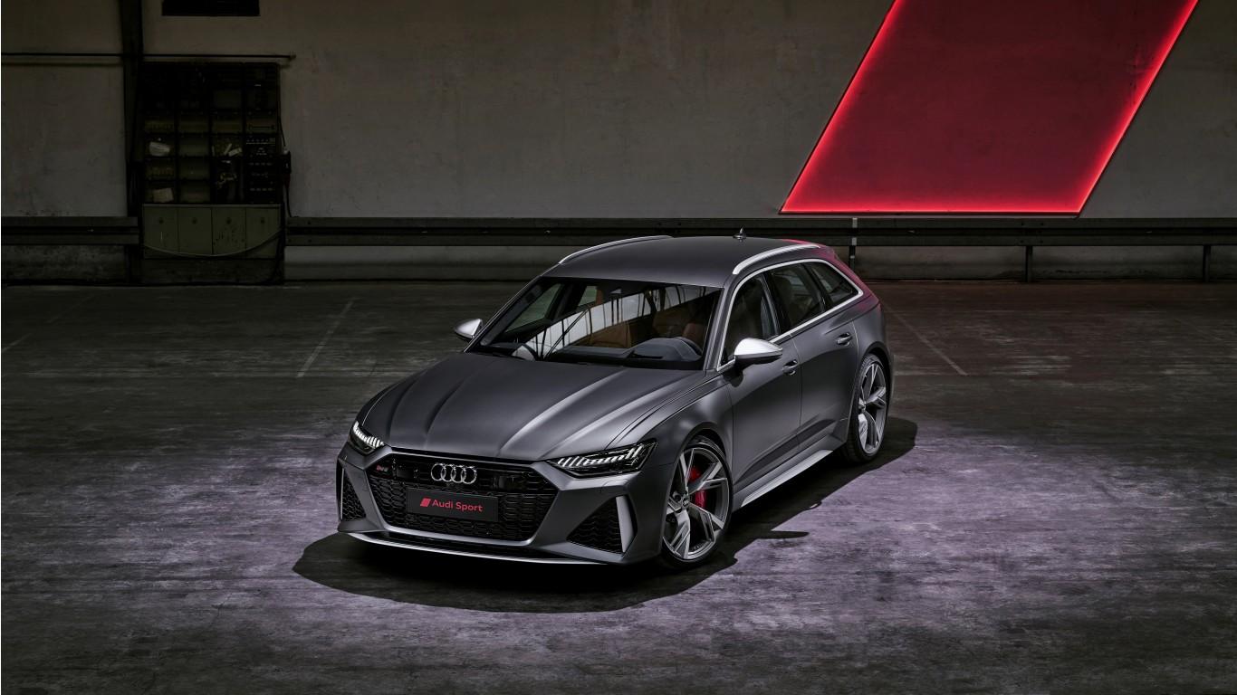 2020 Audi Rs6 Avant 4k 3 Wallpaper Hd Car Wallpapers
