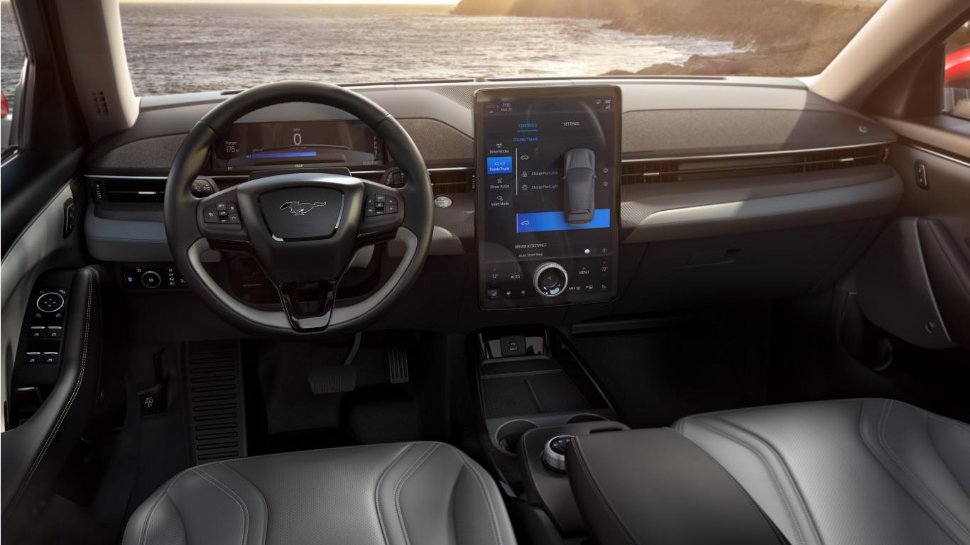 New Car Interior