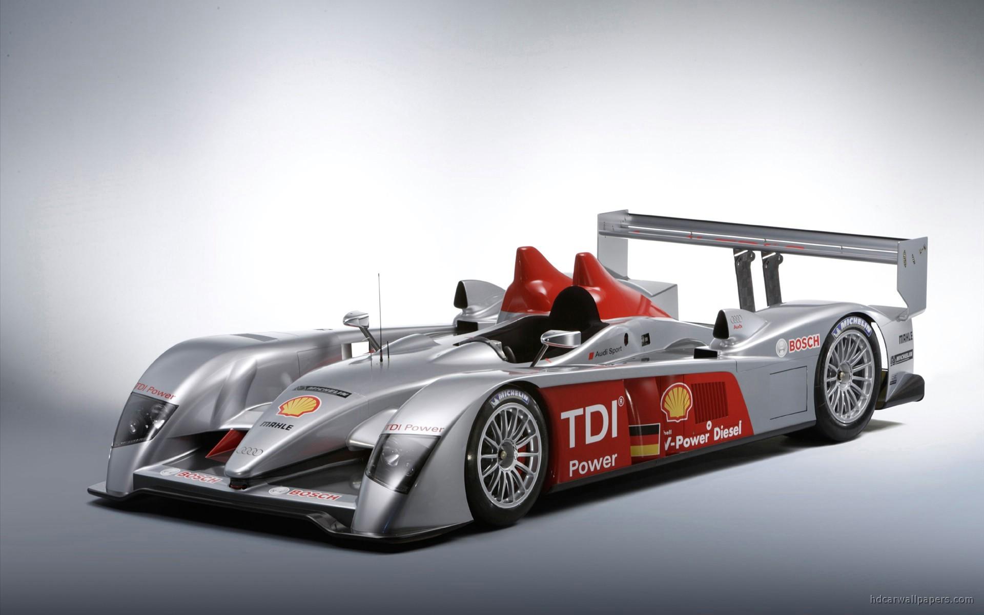 Audi R10 Le Mans Race Car Wallpaper Hd Car Wallpapers