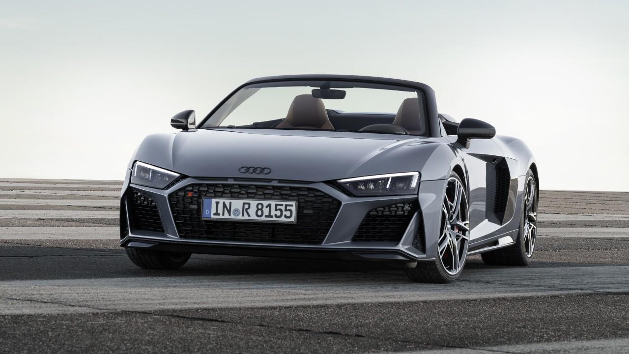 Audi R8 Spyder V10 2019 4k Wallpaper Hd Car Wallpapers