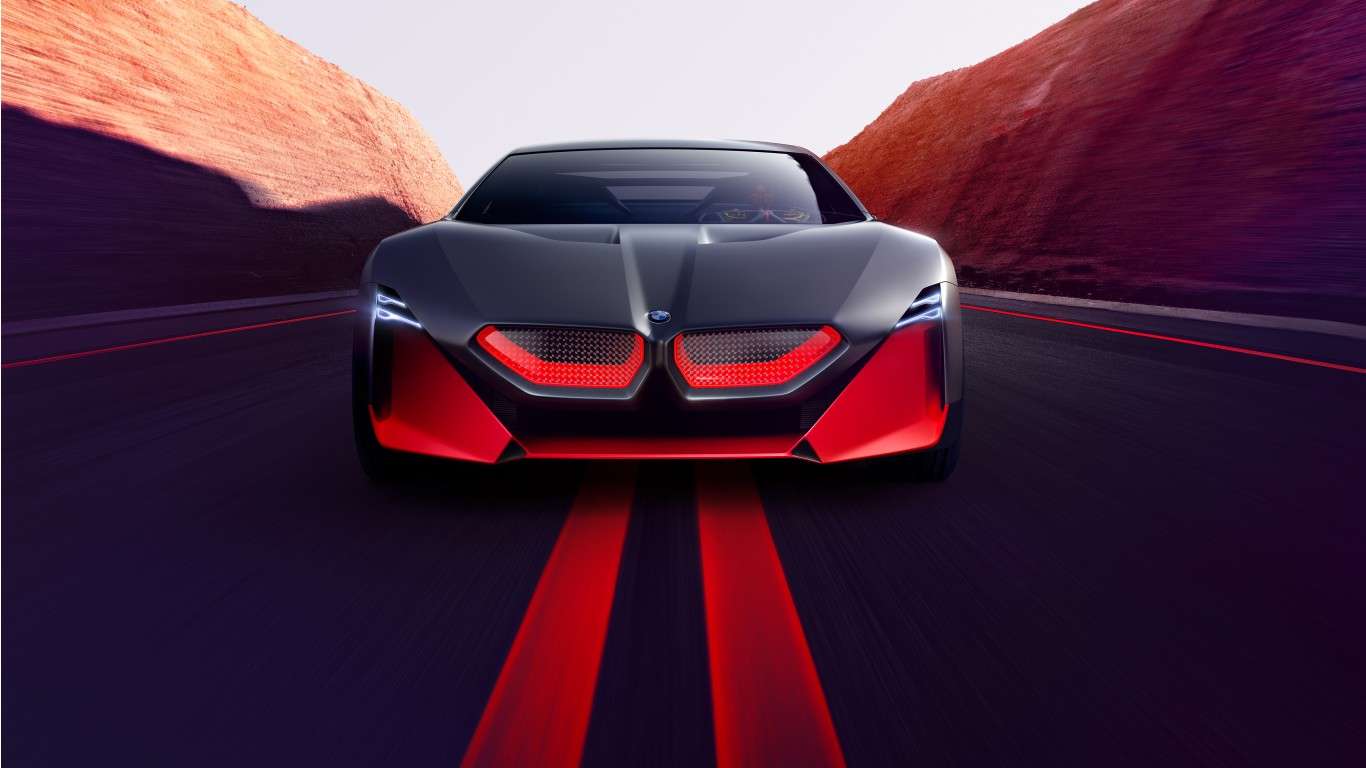 Bmw Vision M Next 2019 4k Wallpaper Hd Car Wallpapers