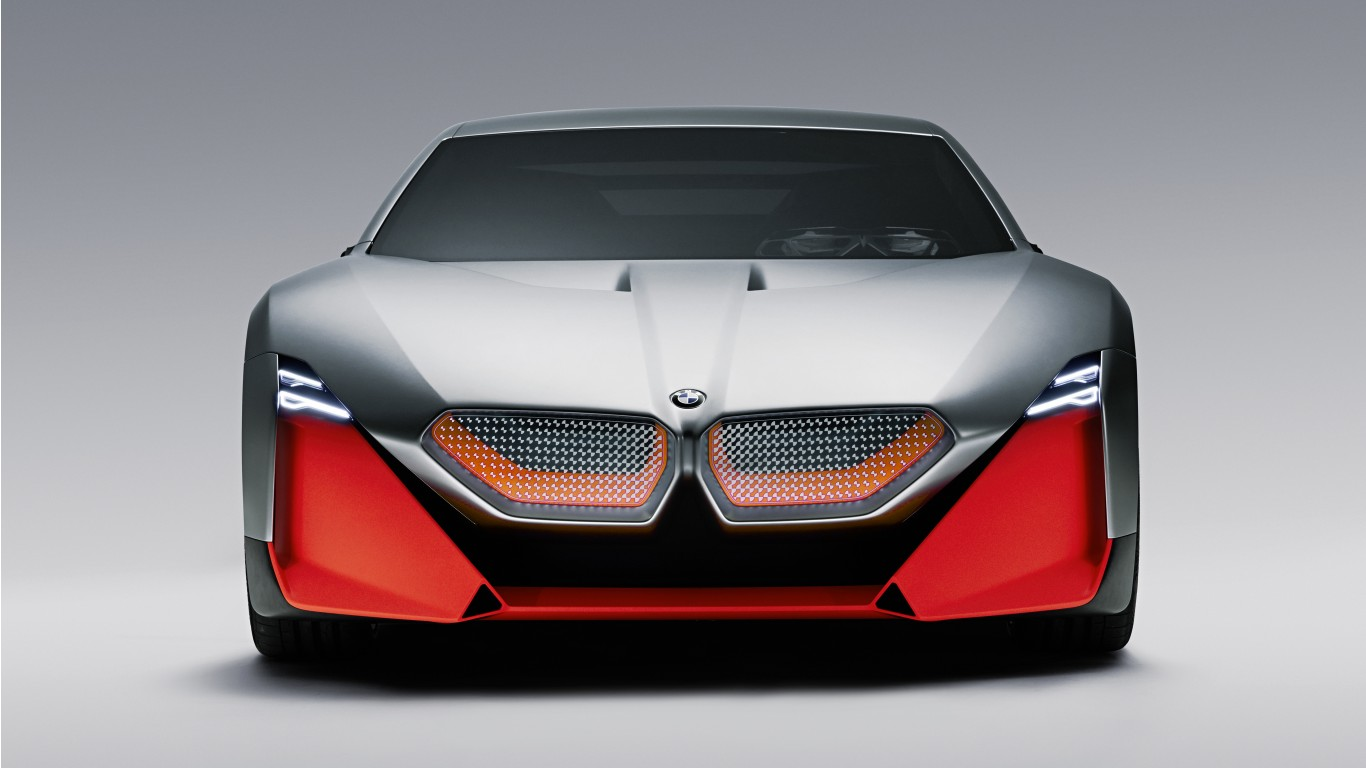 Bmw Vision M Next 2019 4k 4 Wallpaper Hd Car Wallpapers