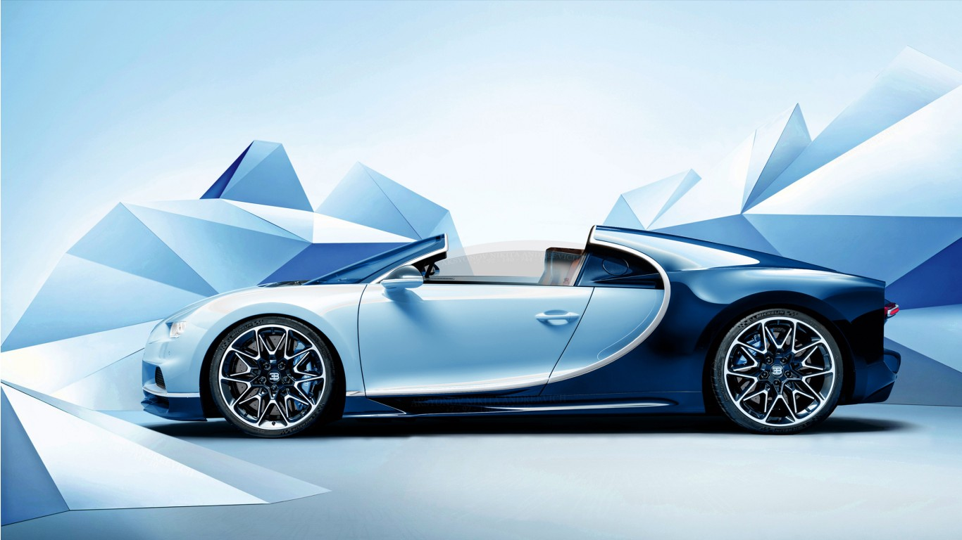 Bugatti Chiron Roadster Wallpaper HD Car Wallpapers ID