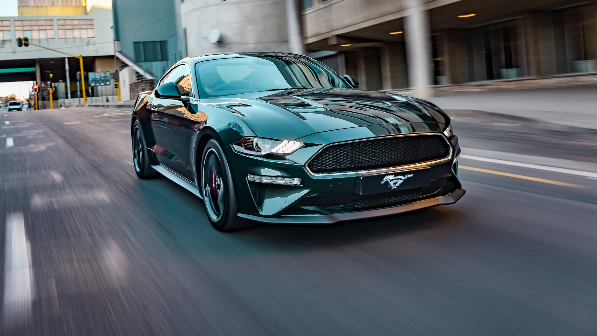 Ford Mustang Bullitt 2019 4k 7 Wallpaper Hd Car