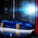 Lamborghini Gallardo On Adv1 Wheels Wallpaper Hd Car Wallpapers Id 3009