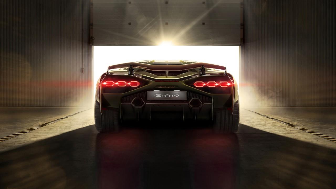 Lamborghini Sian 2019 4k 5 Wallpaper Hd Car Wallpapers