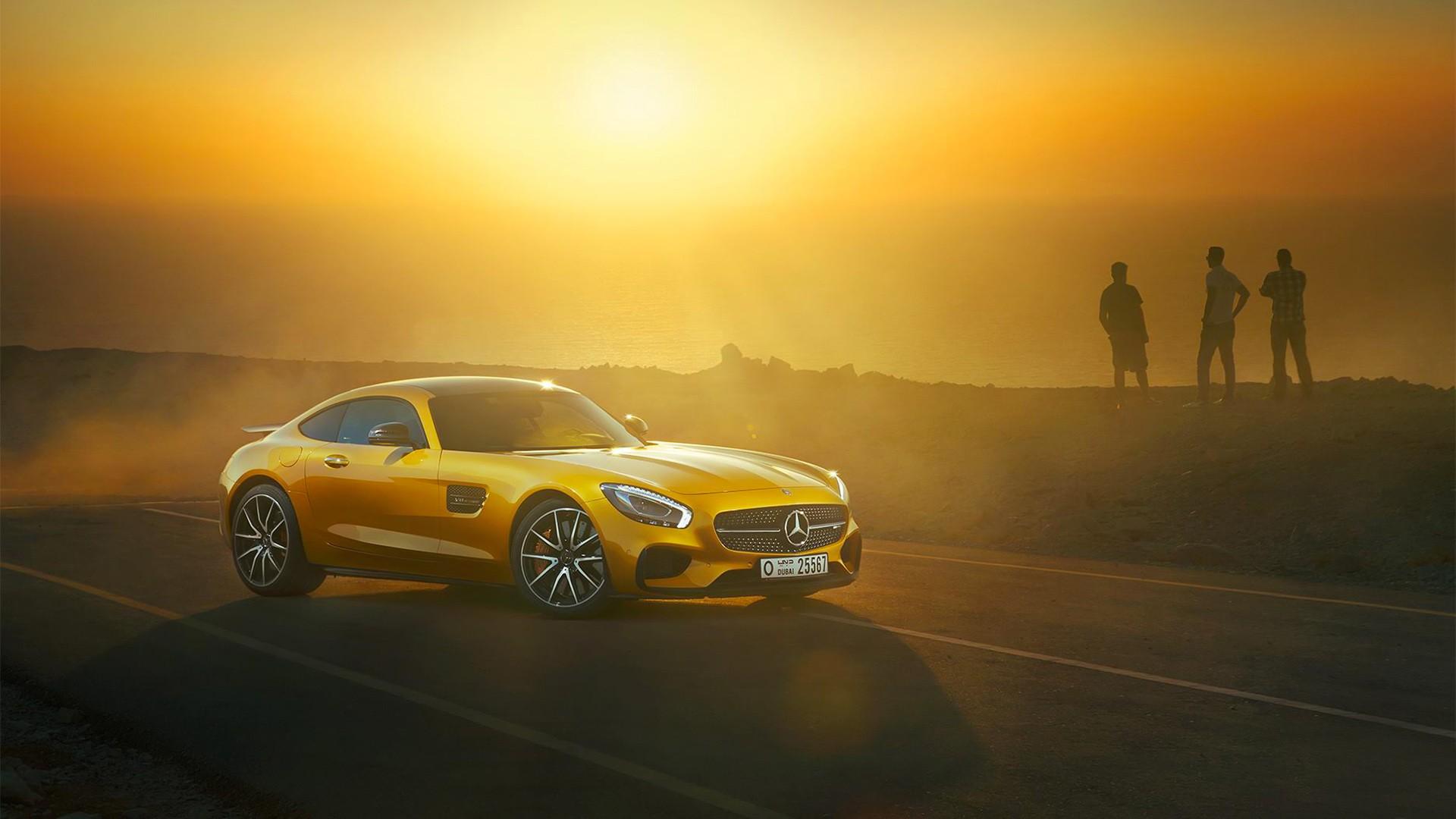 Mercedes Benz AMG GT S 2015 Wallpaper HD Car Wallpapers