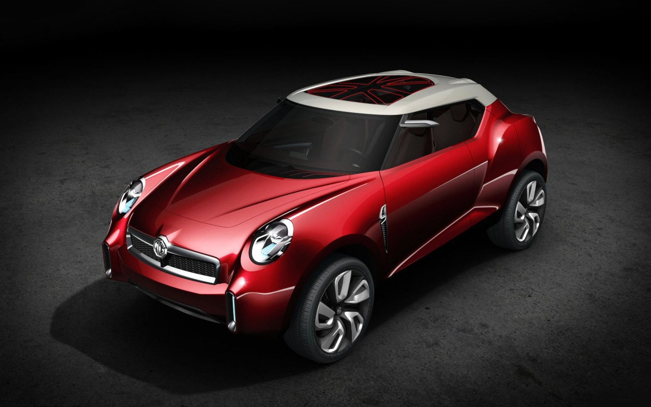 Mg Icon Concept 2012 Wallpaper Hd Car Wallpapers Id 2669