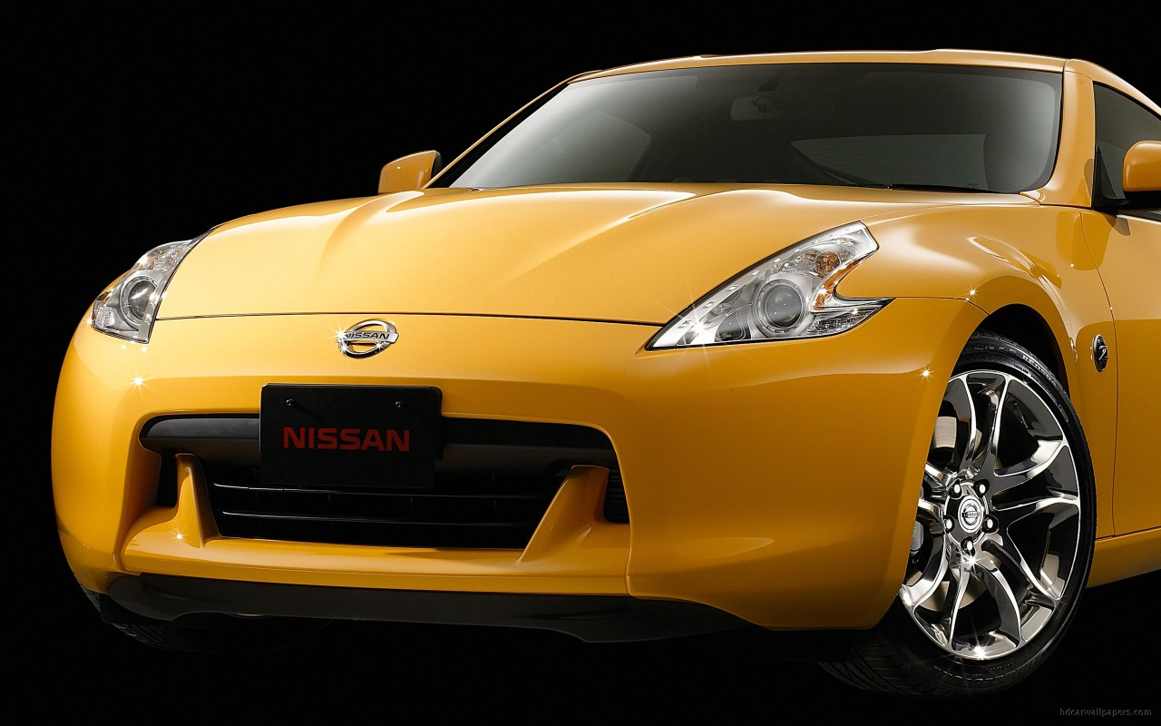 Nissan 370z Stylish Package Wallpaper Hd Car Wallpapers