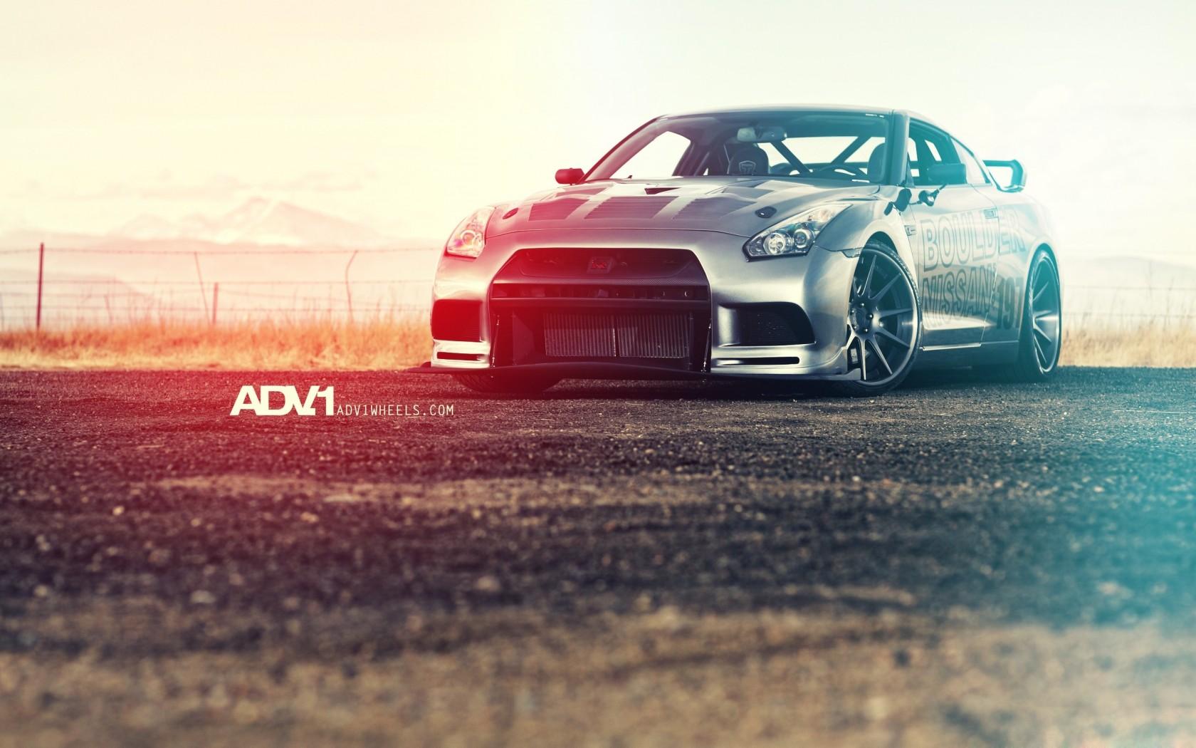 Nissan Gtr Adv1 Wheels Wallpaper Hd Car Wallpapers Id