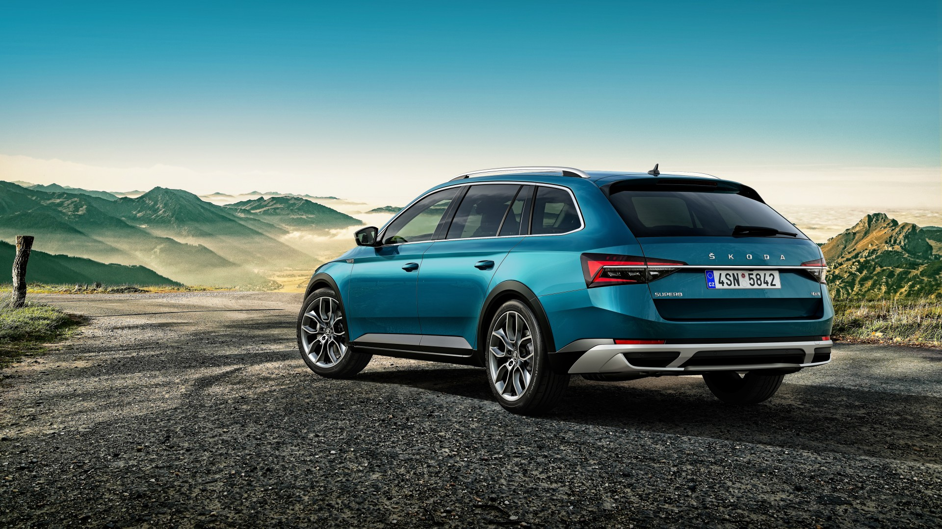 Skoda Superb Scout 2019 5k 3 Wallpaper Hd Car Wallpapers