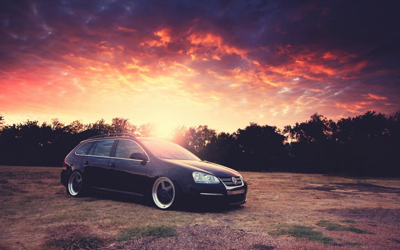Volkswagen Jetta Wagon Wallpaper HD Car Wallpapers ID