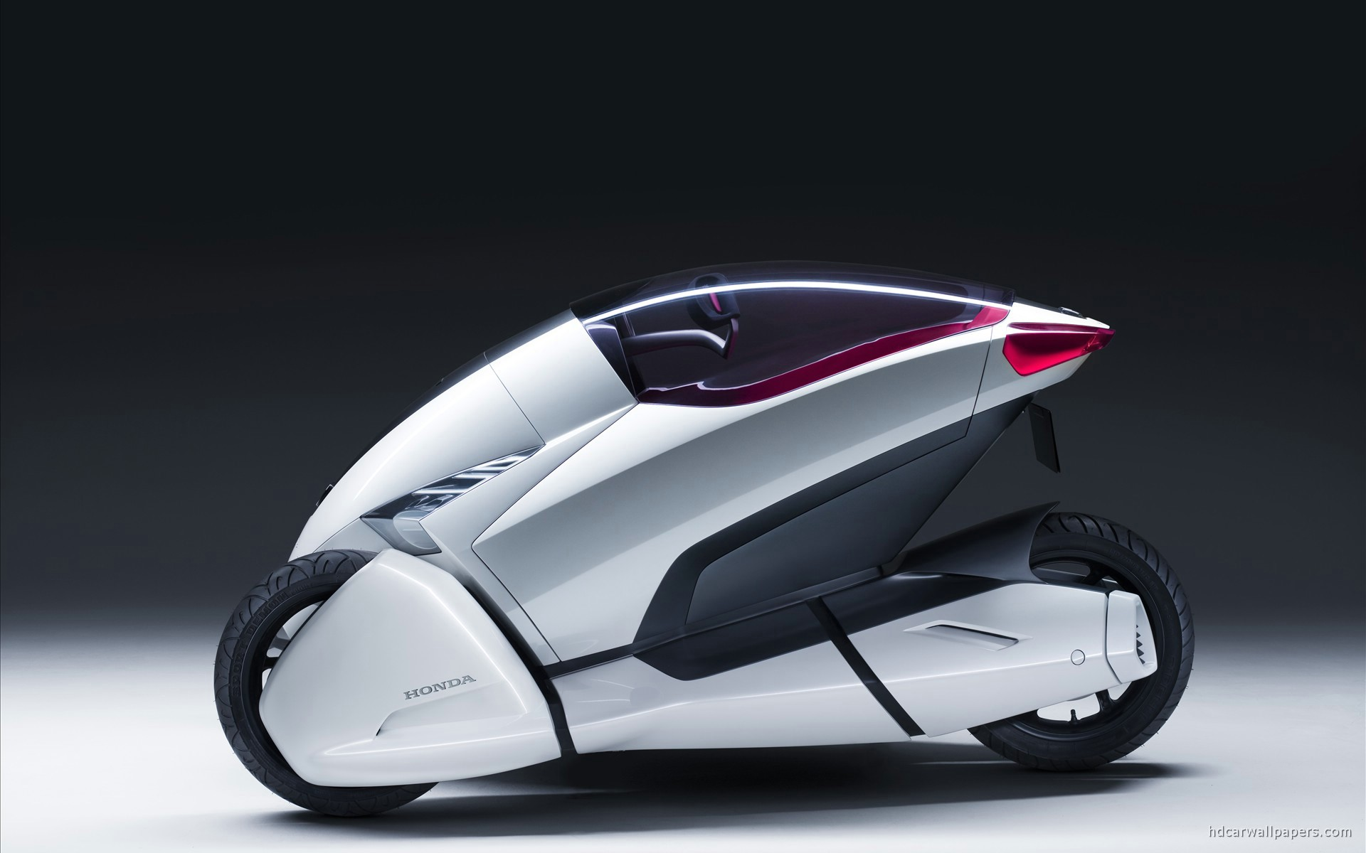2010 Honda 3r C Concept Wallpaper Hd Car Wallpapers Id